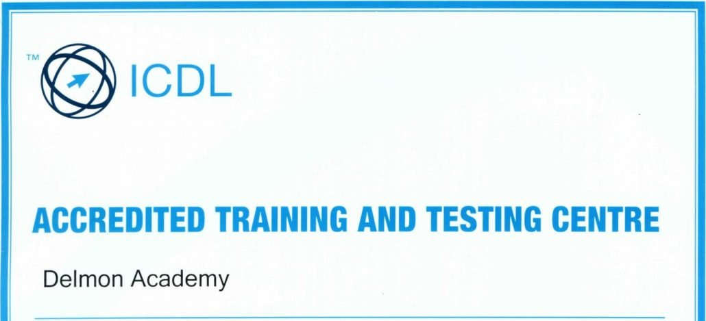 Accredited ICDL center